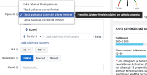 Target locally with Facebook's new tool Super Local